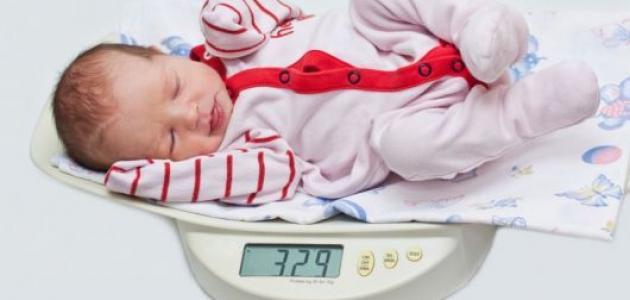 كيف نزيد وزن الجنين