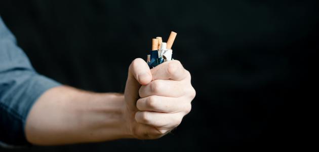 السيطرة على التغيرات المزاجية للإقلاع عن التدخين