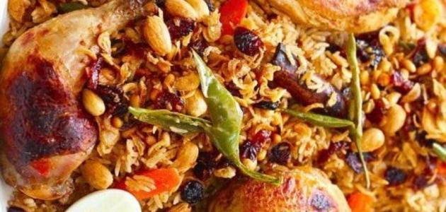 طريقة صنع كوزي الدجاج