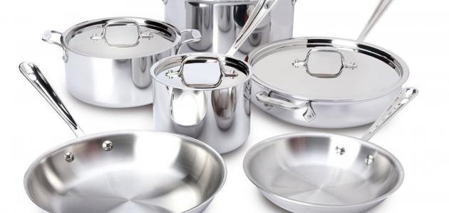 مخاطر استخدام أواني الألمنيوم في الطهي