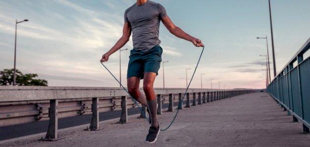 3 فوائد لتمارين نط الحبل