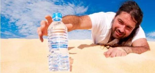 أسباب العطش الشديد و كثرة التبول