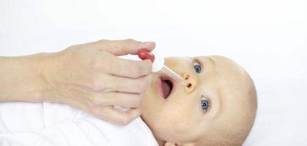 علاج البرد عند الأطفال حديثي الولادة سطور