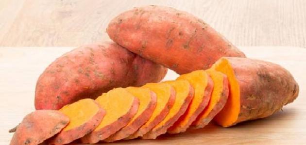 فوائد البطاطا الحلوة لمرضى السكر