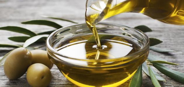 علاج دهون الكبد بزيت الزيتون