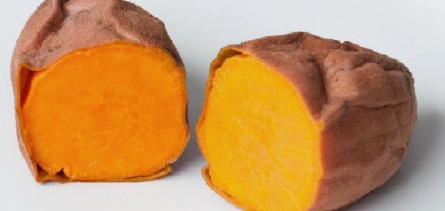 فوائد البطاطا الحلوة للجنس
