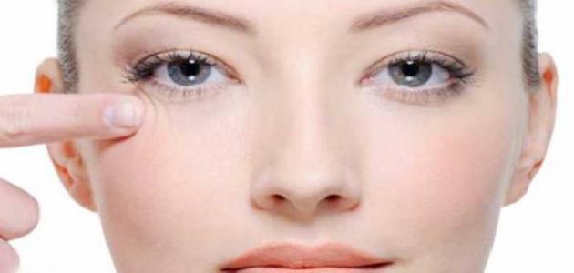 علاج تجاعيد الوجه بالأعشاب الطبيعية