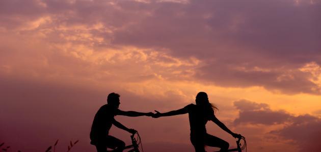 كيف تتحول الصداقة الى حب