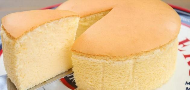 طريقة تحضير الكيكة الإسفنجية