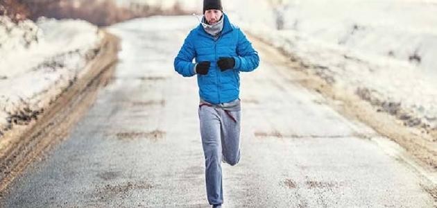 أفضل التمارين الرياضية لفصل الشتاء