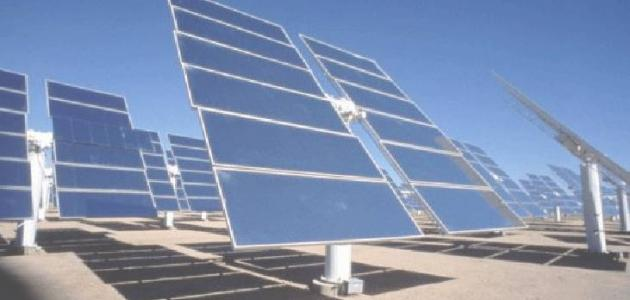 طريقة توليد الكهرباء من الطاقة الشمسية