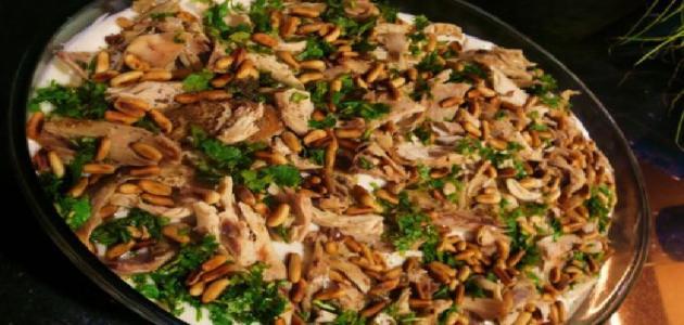 صينية الأرز بخلطة الدجاج
