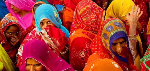 أبرز عادات وتقاليد الهند