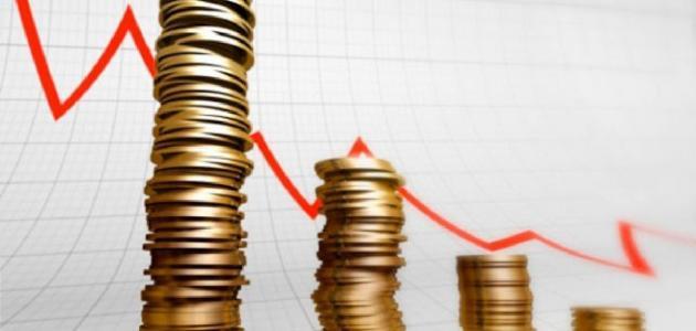 ما الفرق بين التضخم والكساد