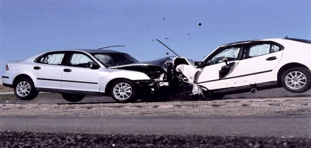 ما أسباب حوادث المرور