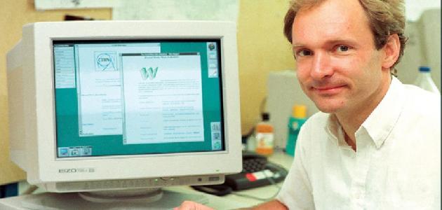 من هو مخترع الانترنت