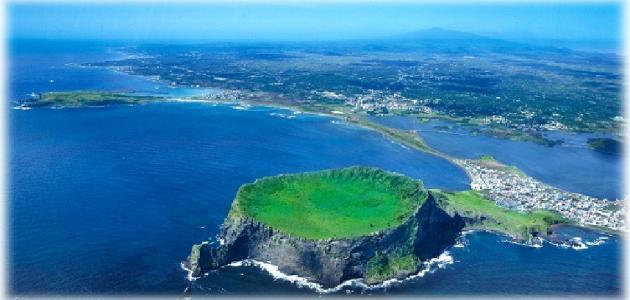 أين تقع جزيرة جيجو