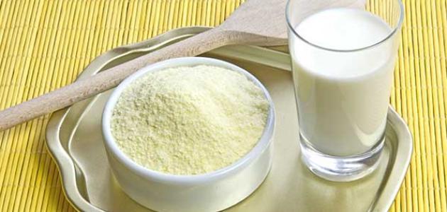 فوائد الحليب خالي الدسم