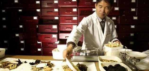 معلومات عامة عن الطب الصيني