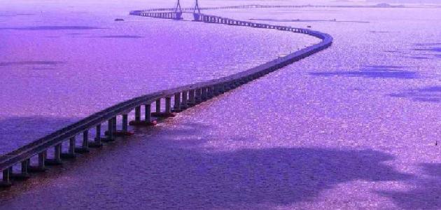 ما هو أطول جسر في العالم