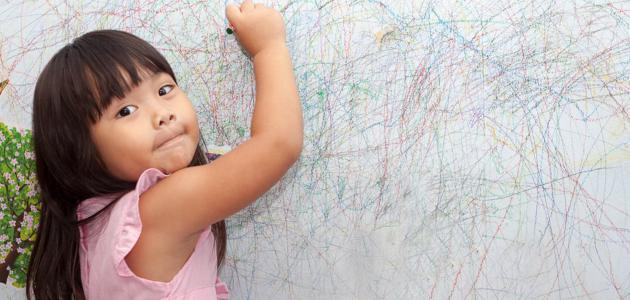 طرق إزالة الكتابة عن الجدران