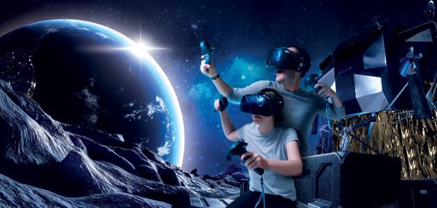 ما هي ألعاب الواقع الافتراضي