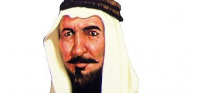 من هو نمر بن عدوان