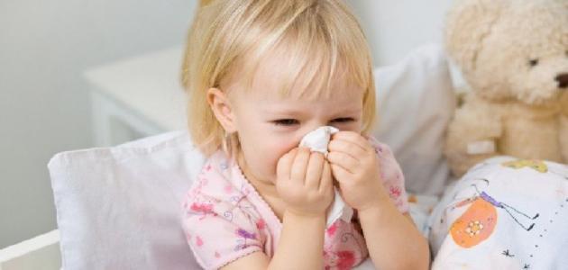 طرق التعامل مع أمراض الشتاء عند الأطفال