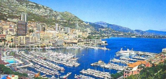 ما هي عاصمة موناكو