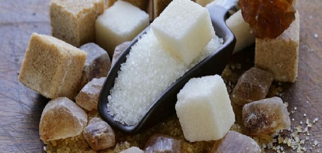 من أين يستخرج السكر