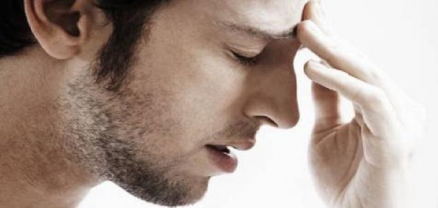 أسباب الصداع في مقدمة الرأس