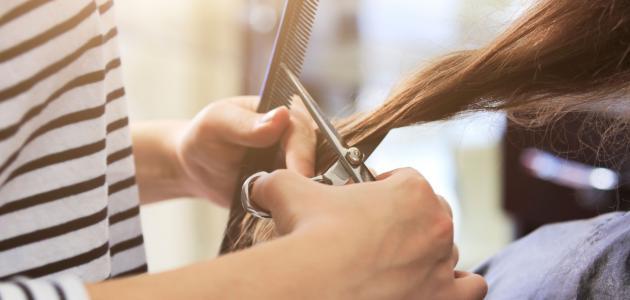 فوائد قص الشعر بانتظام