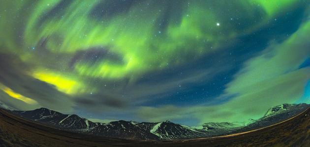 ما هي ظاهرة الشفق القطبي