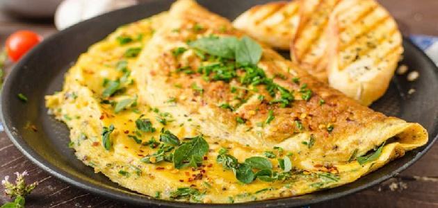 وصفات بيض للفطور