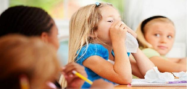 الفرق بين الزكام والانفلونزا
