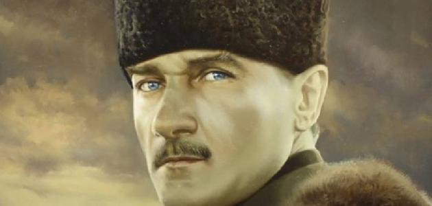 نبذة عن مصطفى كمال أتاتورك