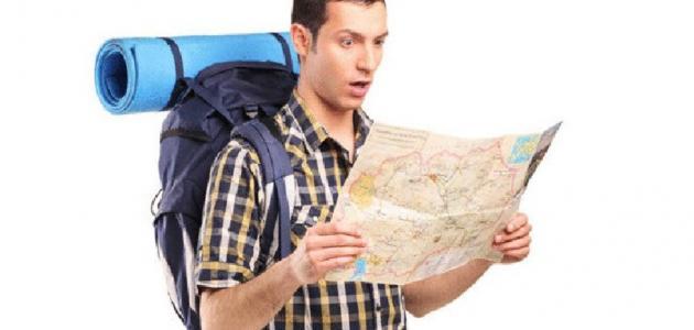 ما هي الخريطة الطبوغرافية