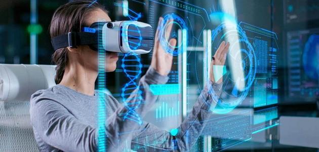 ما هو العالم الافتراضي