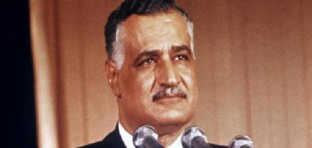 إنجازات جمال عبد الناصر