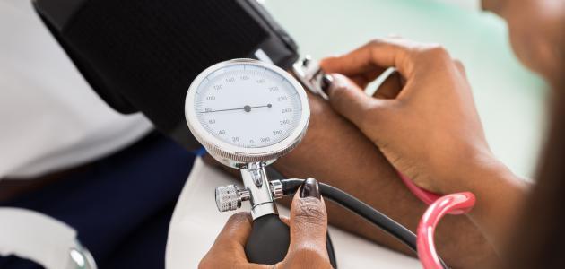 معدل الضغط الطبيعي للإنسان