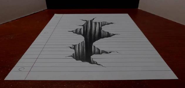 طرق الرسم ثلاثي الأبعاد