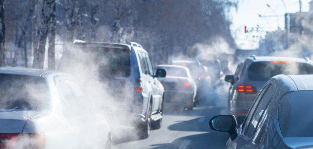أسباب تلوث الهواء