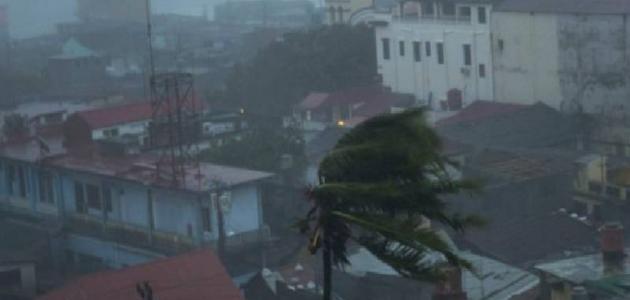 معلومات عن إعصار ماثيو
