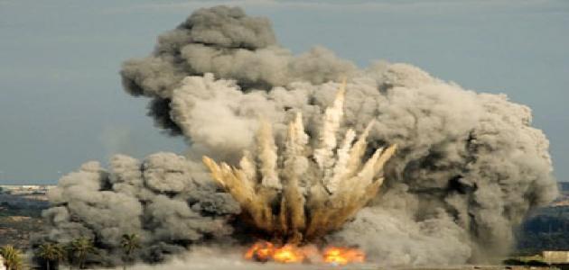 أثر الحروب في تدمير البيئة