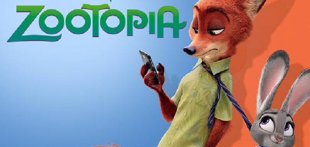قصة فيلم Zootopia