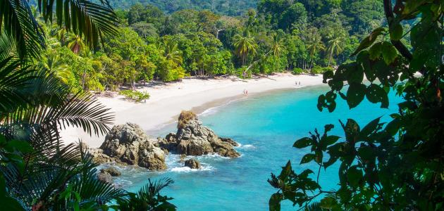 أبرز معالم دولة كوستاريكا