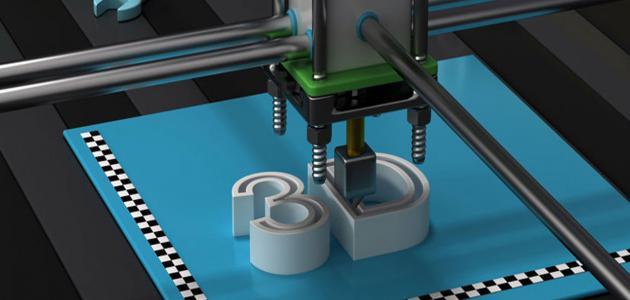 مميزات تقنية الطابعة ثلاثية الأبعاد - سطور