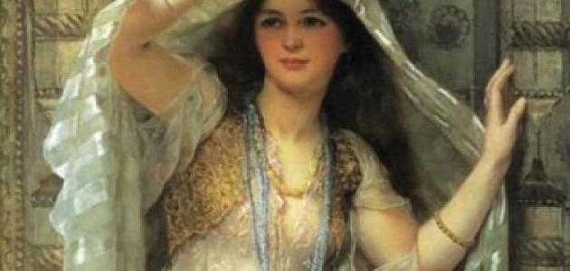 أجمل نساء العرب