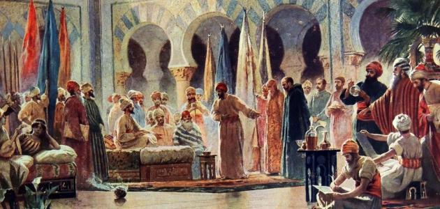 نبذة عن عبد الملك بن مروان