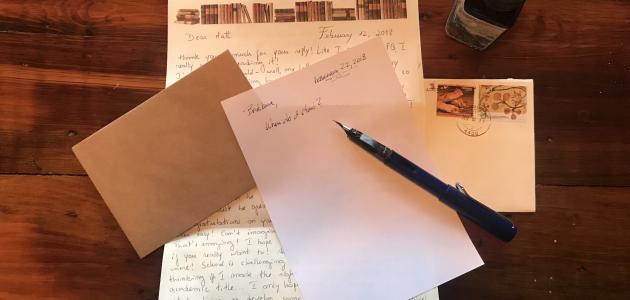 طريقة كتابة رسالة رسمية